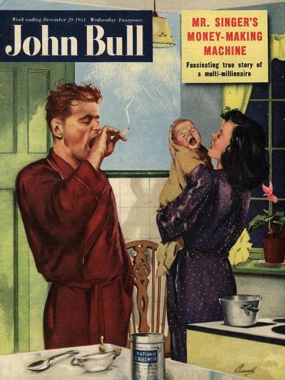 Front Cover of 'John Bull', September 1951--Giclee Print