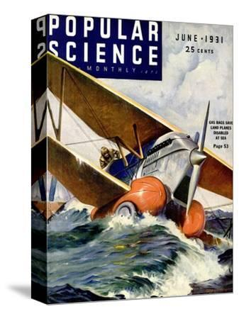 Front Cover of Popular Science Magazine: June 1, 1931