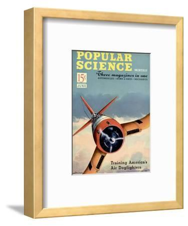 Front cover of Popular Science Magazine: June 1, 1940