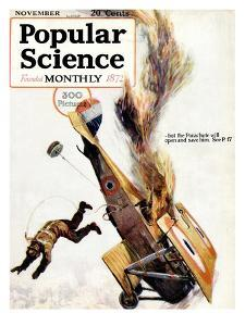 Front Cover of Popular Science Magazine: November 1, 1900