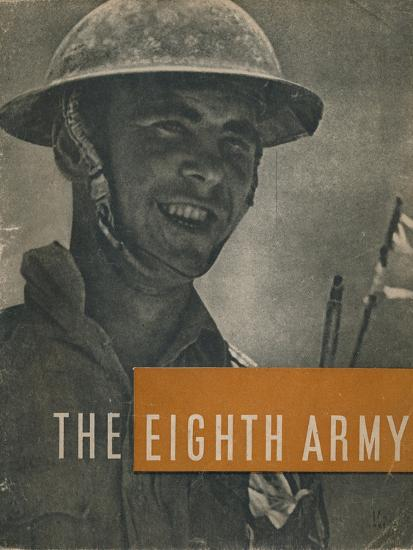 Front cover of The Eighth Army, 1944-Unknown-Photographic Print