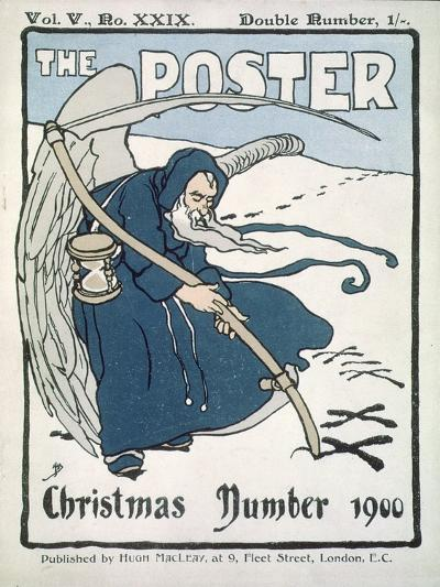Front Cover of 'The Poster', Vol. V, No.29 Christmas Number 1900--Giclee Print