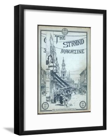 Front Cover of the Strand Magazine, May 1891