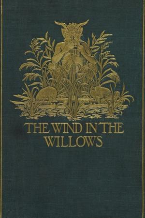 Front Cover Of the Wind in the Willows
