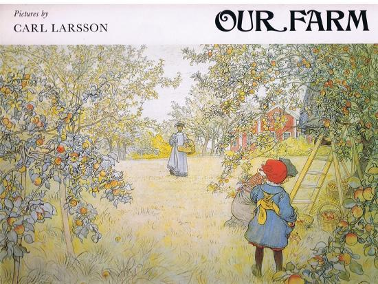Front Cover-Carl Larsson-Giclee Print