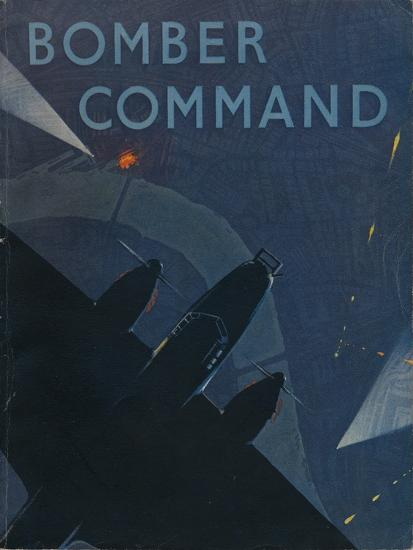 Front page of Bomber Command, 1941-Unknown-Giclee Print