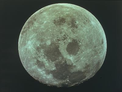 Front Side of the Moon, 22 July 1969--Giclee Print