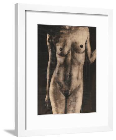 Frontal I-Dario Moschetta-Framed Art Print