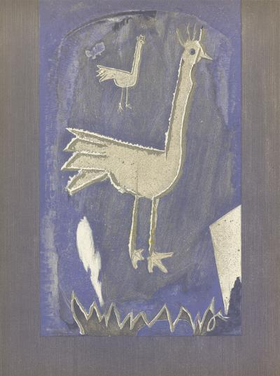 Frontispice-Georges Braque-Collectable Print