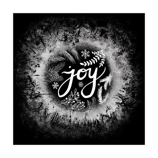 Frosty Joy-Mary Urban-Art Print