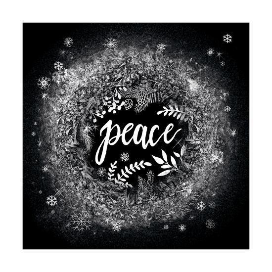 Frosty Peace-Mary Urban-Art Print