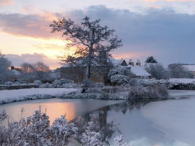 Frozen Dawn-Doug Chinnery-Photographic Print