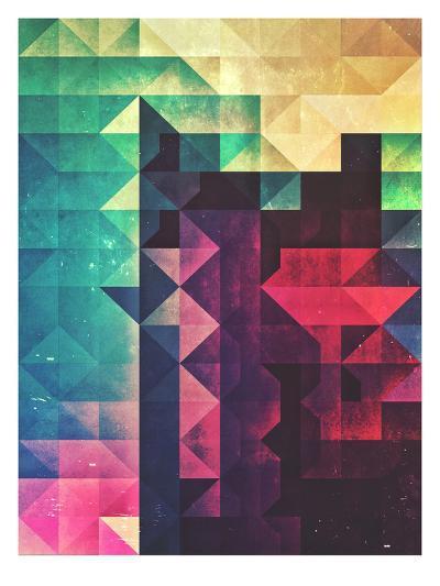 Frr Yww-Spires-Art Print