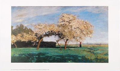 Frühlingstag-Hans Am Ende-Art Print