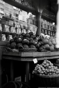 Fruit and Vegetable Stand NYC