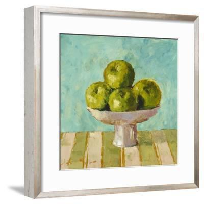 Fruit Bowl II-Dale Payson-Framed Premium Giclee Print