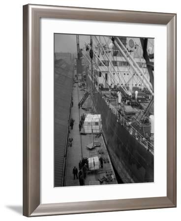 Fruit Cargo--Framed Photographic Print