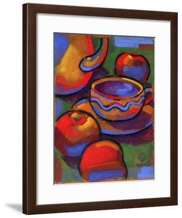 Fruit-cup-Jim Dryden-Framed Giclee Print