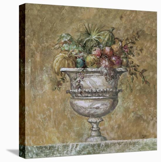 Fruit Fresco l-Paolo Uccello-Stretched Canvas Print
