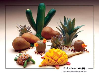 Fruit Oasis Foodscapes™