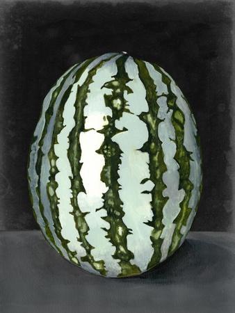 Fruit on Shelf VII-Naomi McCavitt-Art Print