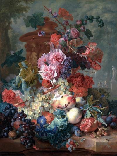 Fruit Piece-Jan van Huysum-Giclee Print