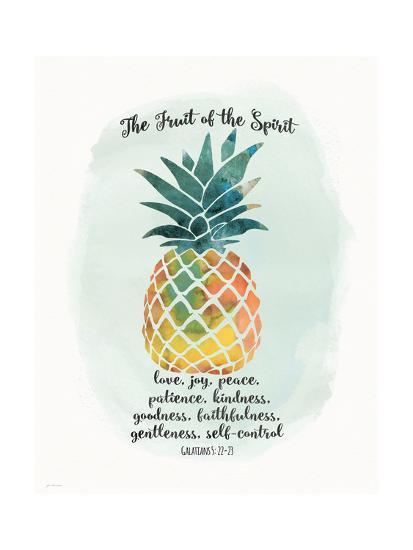 Fruit Spirit-Jo Moulton-Art Print