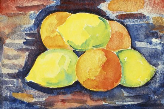 Fruit Still Life-Marsden Hartley-Giclee Print