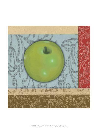 Fruit Tapestry I--Art Print