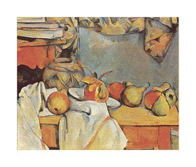 Fruit-Paul C?zanne-Art Print