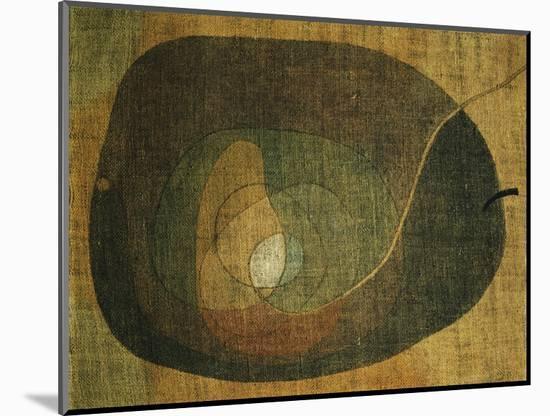 Fruit-Paul Klee-Mounted Premium Giclee Print