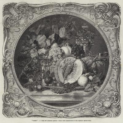 Fruit-George Lance-Giclee Print