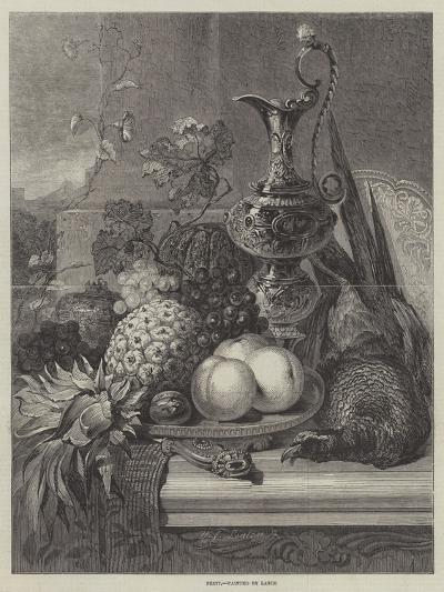 Fruit--Giclee Print