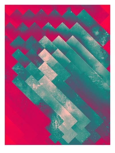fryzyn pyssyyn-Spires-Art Print