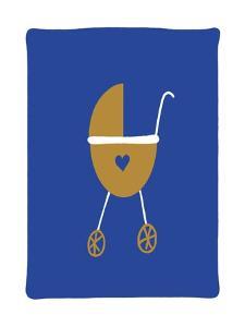 Baby Boy Pram by FS Studio