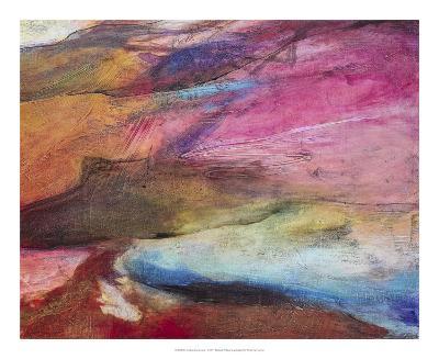 Fuchsia Expression I-Gabriela Villarreal-Art Print