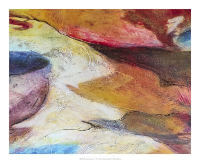 Fuchsia Expression IV-Gabriela Villarreal-Art Print