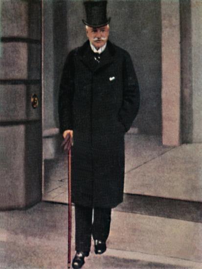 'Fürst Bülow 1849-1929', 1934-Unknown-Giclee Print