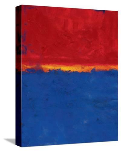 Fugue by Leonardo I-Carmine Thorner-Stretched Canvas Print