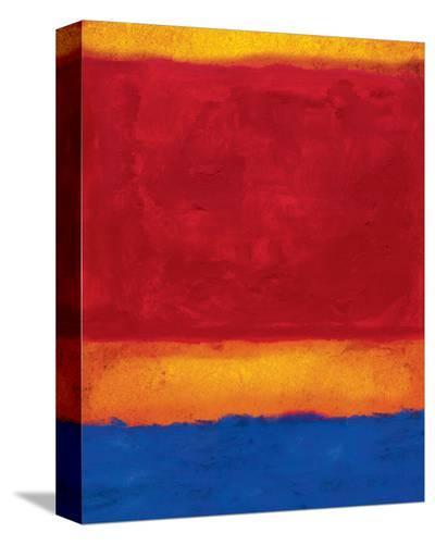 Fugue by Leonardo II-Carmine Thorner-Stretched Canvas Print