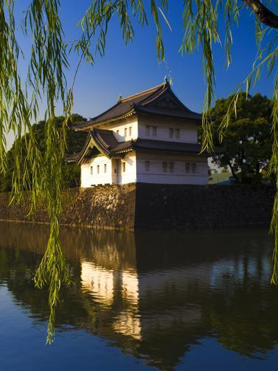 Fujimi-Yagura, Higashi Gyoen, Tokyo, Japan, Asia-Ben Pipe-Photographic Print