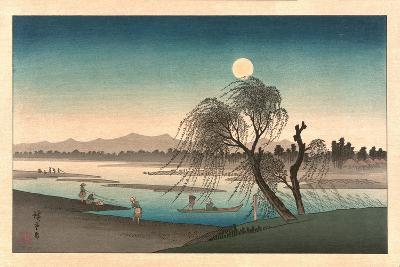 Fukeiga-Utagawa Hiroshige-Giclee Print