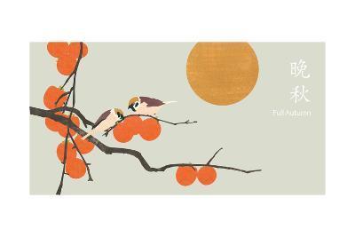 Full Autumn-sooyo-Art Print