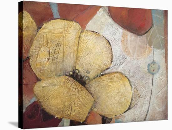 Full Blossom II-Don Li-Leger-Stretched Canvas Print