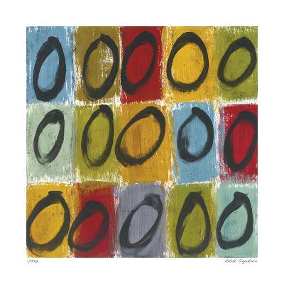 Full Circle II-Jodi Reeb-myers-Giclee Print
