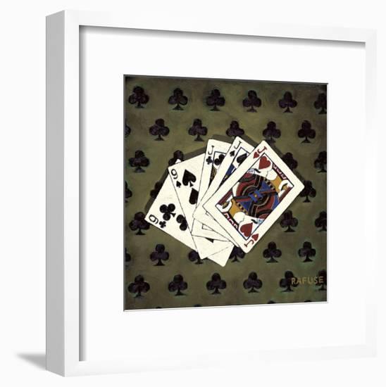 Full House-Will Rafuse-Framed Giclee Print