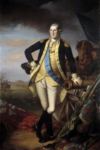 Full-Length Portrait of George Washington