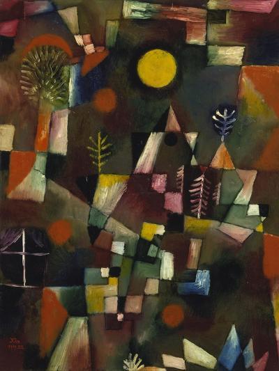Full Moon, 1919-Paul Klee-Giclee Print