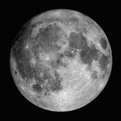 Full Moon-Stocktrek Images-Photographic Print
