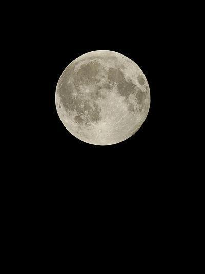 Full Moon-Eckhard Slawik-Photographic Print